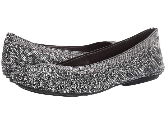 Bandolino  Edition (Gunmetal) Womens Flat Shoes