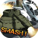Crossy Tank Road Hero