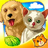 Baby Animals - Mr. Pepper Education Animal Form And Shape Learning Puzzle Game For Preschool Kindergarten Kids, Babies And Toddlers