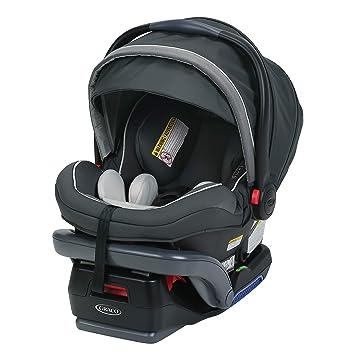 Graco SnugRide SnugLock 35 Elite Infant Car Seat, Baby Car Seat, Oakley: image