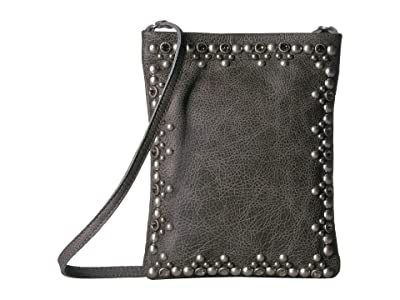 Leatherock Yvette Cell Pouch (Gray) Cross Body Handbags
