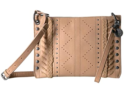 Lucky Brand Tivy Small Crossbody (Rugby Tan) Cross Body Handbags