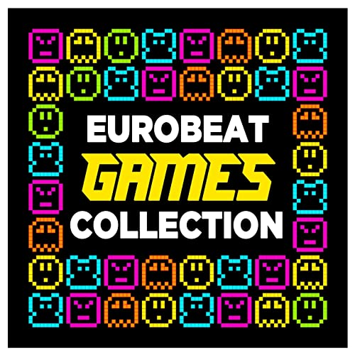 Eurobeat Games Collection by Various Artists on Amazon Music