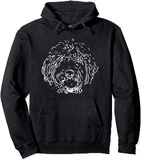 line drawing hoodie