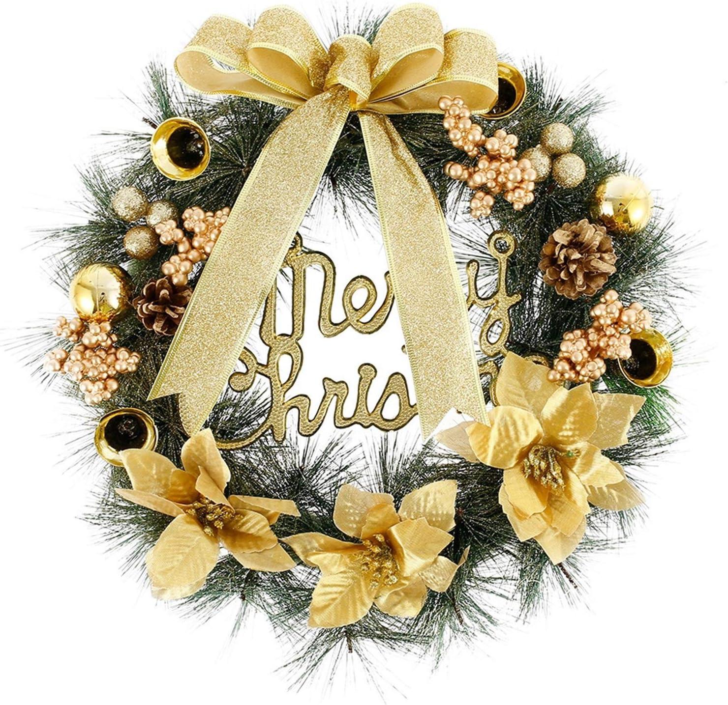 Christmas Large Choice Sale price Wreath Garland Ch Ornament Arrangement