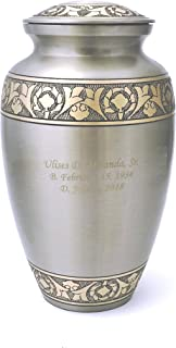Best blue and gold urn Reviews