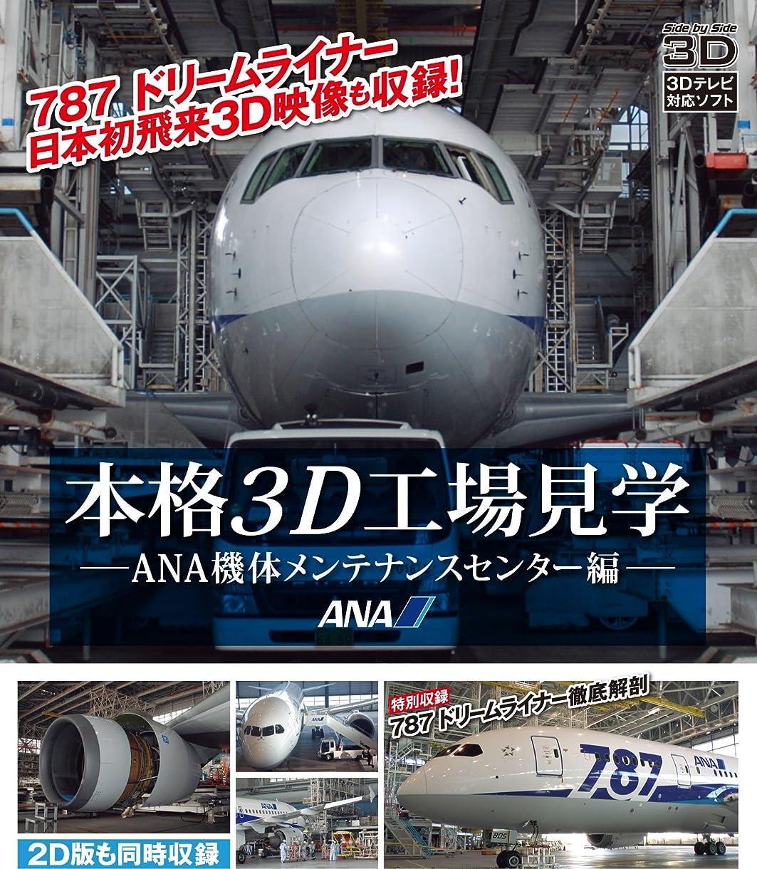 王位コインランドリー日帰り旅行に本格3D工場見学~ANA機体メンテナンスセンター編~特別収録 787 DreamLiner 徹底解剖 [Blu-ray]
