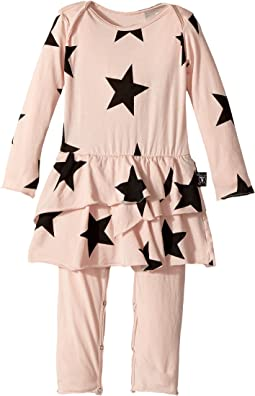 Nununu - Star One-Piece Dress (Infant)