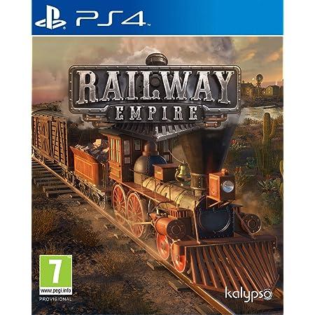 Railway Empire - PlayStation 4