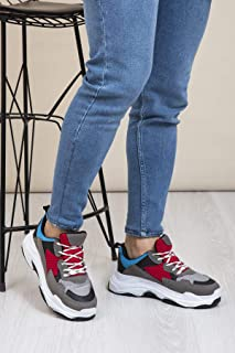 Smoked Saks Male Sneaker