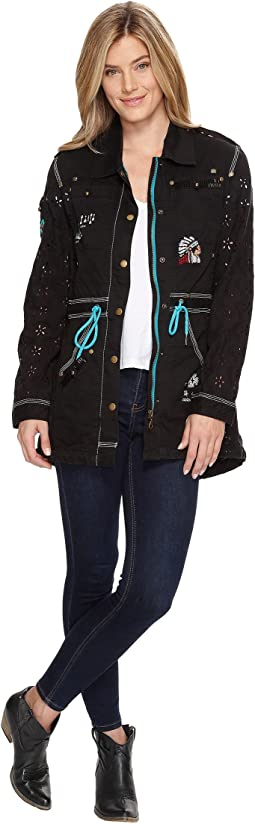 Double D Ranchwear - Eagle Dancer Field Jacket