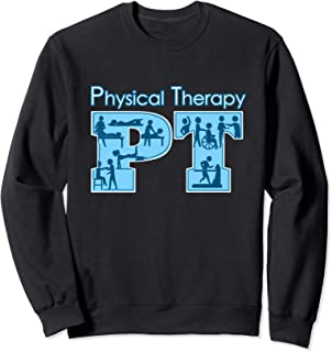 physical therapy sweatshirts