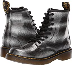 1460 Glitter Delaney Boot (Little Kid/Big Kid)