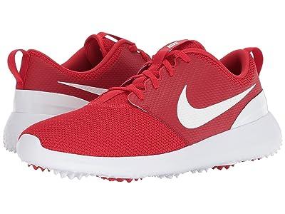 Nike Golf Roshe G (University Red/White) Men