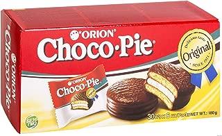 Orion Choco Pie Original No GMO 180g