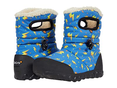 Bogs Kids B-Moc Lightning (Toddler/Little Kid) (Royal Multi) Boy