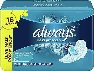 50d493e0a Saúde - Always - Absorventes   Higiene Íntima na Amazon.com.br