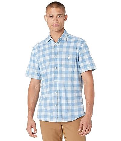 Faherty Short Sleeve Knit Seasons Shirt