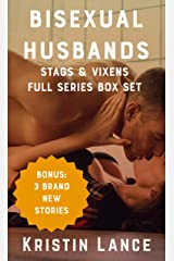 Bisexual Husbands: 10 MMF Erotic Stories Box Set (Stags & Vixens Book 2) Kindle Edition