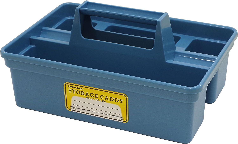 Light Blue Hightide PENCO Storage Caddy