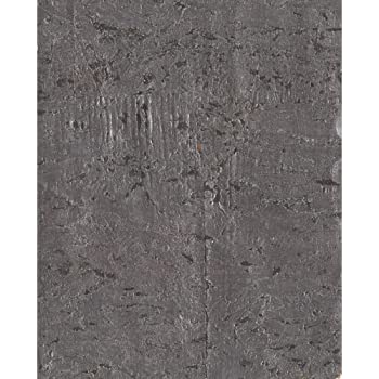 Black and Gold Cork Effect Wallpaper Textured Vinyl by AS Creation 37389-5
