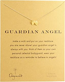 Dogeared - Guardian Angel Reminder Necklace
