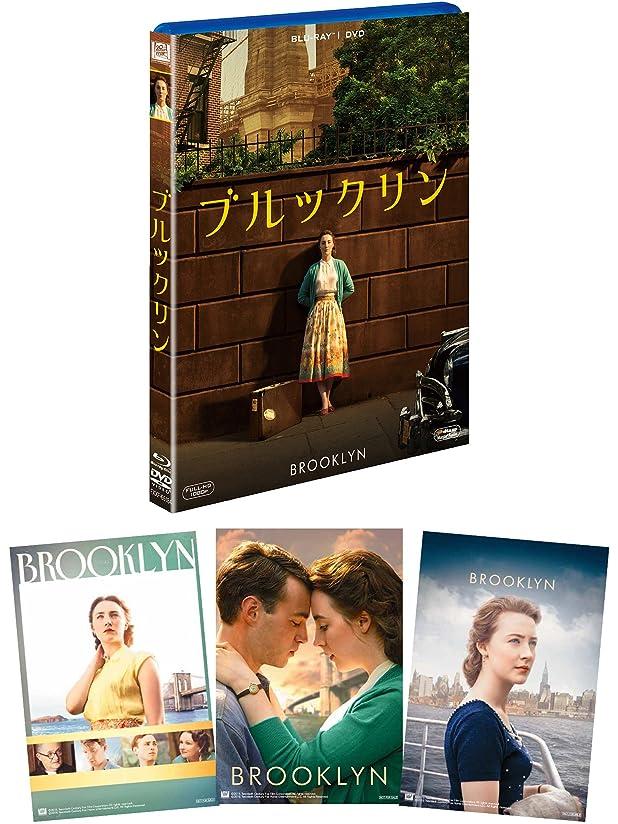 落胆する変形するかんたん【Amazon.co.jp限定】ブルックリン 2枚組ブルーレイ&DVD (オリジナルポストカードセット付き)(初回生産限定) [Blu-ray]