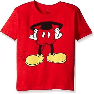 Disney Boys' Mickey Headless Group T-Shirt