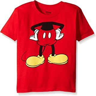 Boys' Mickey Headless Group T-Shirt
