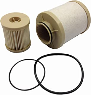 Ford 6.0L 2003-2007 updated 4616 Diesel Fuel Filter Pack includes lower lifter pump