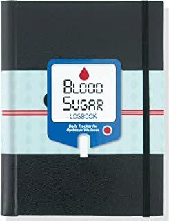 Blood Sugar Logbook (Daily Tracker for Optimum Wellness)