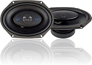 Blaupunkt 6 x 8-Inch 300W 4-Way Coaxial Car Audio Speaker, Set of 2 photo