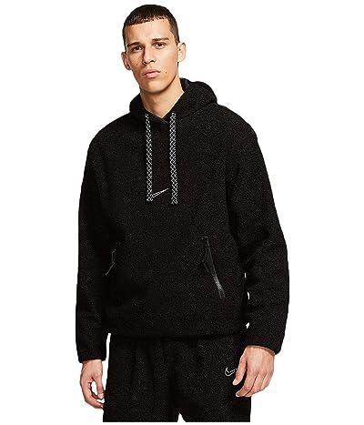 Nike Cozy Hoodie (Black/Smoke Grey) Men