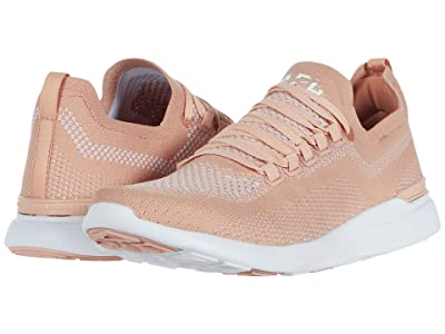 Athletic Propulsion Labs (APL) Techloom Breeze (Simply Rose/White) Women