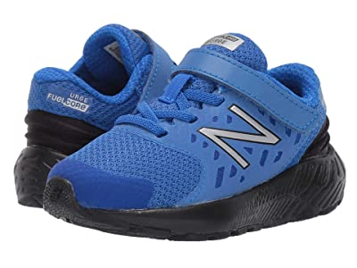 New Balance Kids FuelCore URGEv2 (Infant/Toddler) (Vivid Cobalt/Black) Boys Shoes