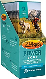 energy bar for dogs