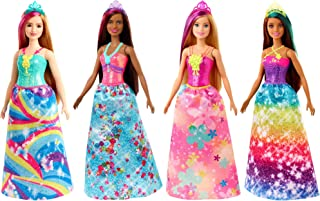 Barbie Dreamtopia Princess Dolls, 12-inch, for 3 to 7 Year Olds GJK12