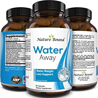water pills weight loss by Nature Bound