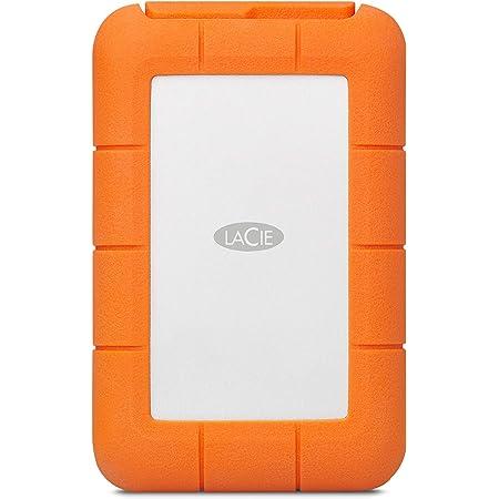 Lacie Rugged Raid Pro Tragbare Externe Festplatte 4 Computer Zubehör