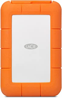 LaCie Rugged RAID Pro, 4 TB, Externe Harde Schijf, USB 3.0, val-, schok-, stof- en waterbestendig, Voor Mac & PC, 1 maand ...