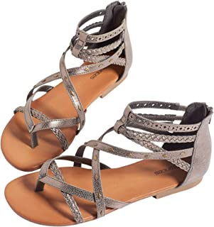84f0ac53f Amazon.com  gladiator sandals for women - maurices   Women  Clothing ...