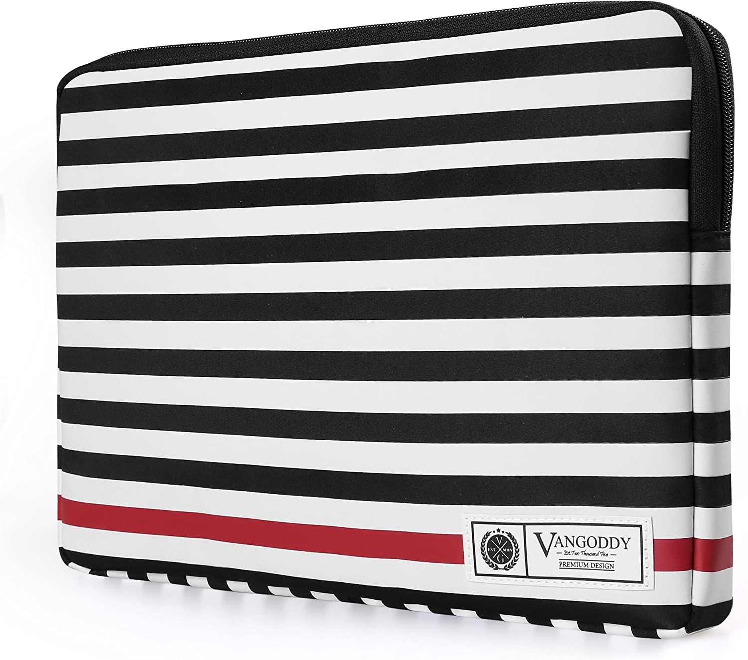 Lightweight Tablet Stripe Sleeve Pouch Bag Pro Nashville-Davidson Max 81% OFF Mall 11 for iPad 2021
