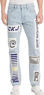 Calvin Klein Men's Straight Fit Jeans