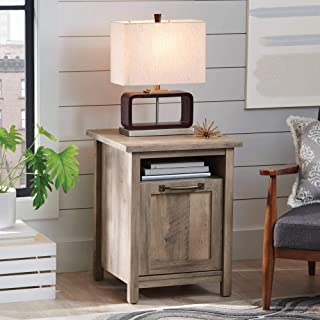 better homes and gardens modern farmhouse side table