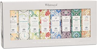 英国 Whittard (ウィッタード)紅茶・緑茶・フレーバーティー ティーバッグギフト 20Px8種 160個入り The Tea Discovery Collection ティーディスカバリーコレクション [並行輸入品]