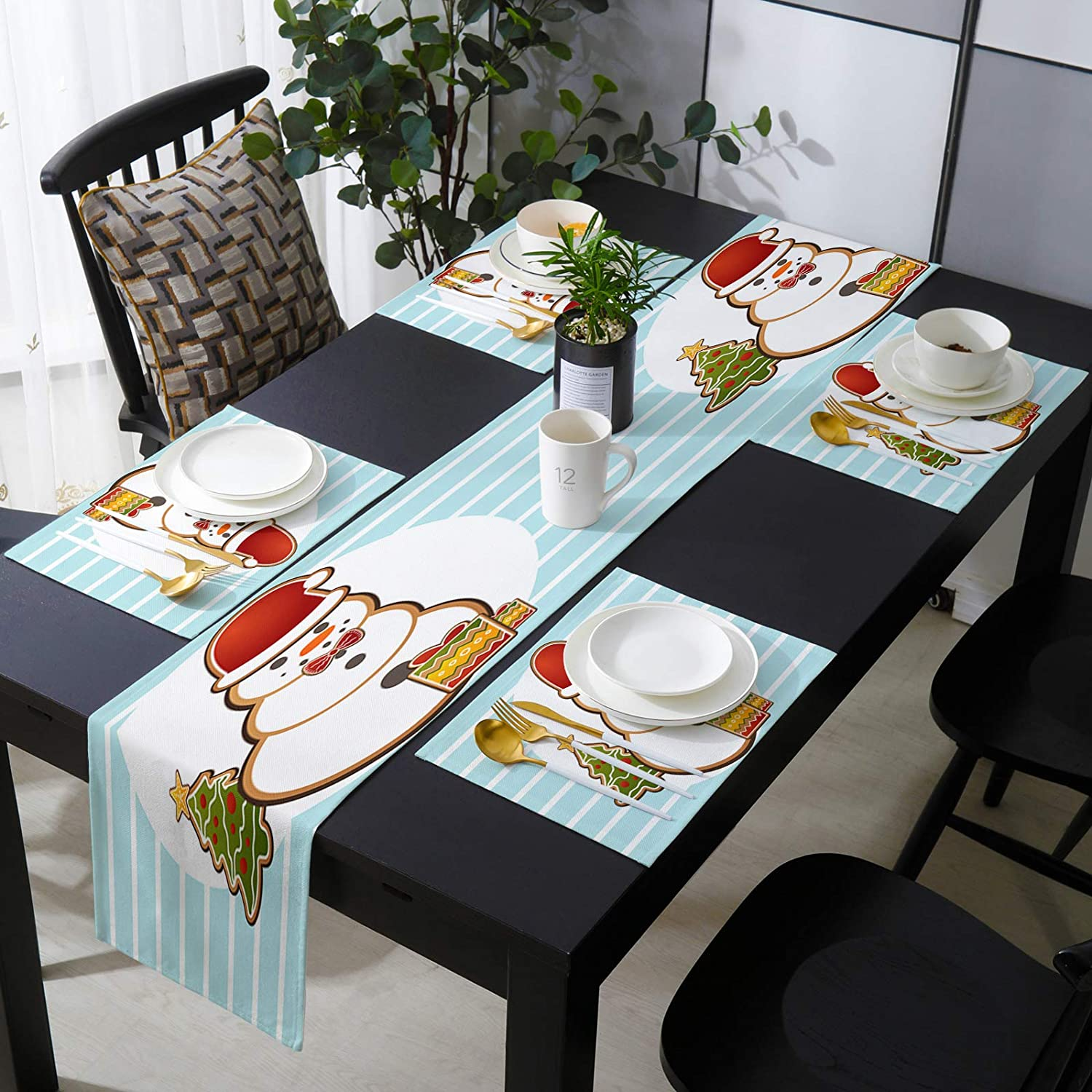 Fantasy Staring 13 x Phoenix Mall 90 Inch Set Table with Runner of Weekly update Placemats