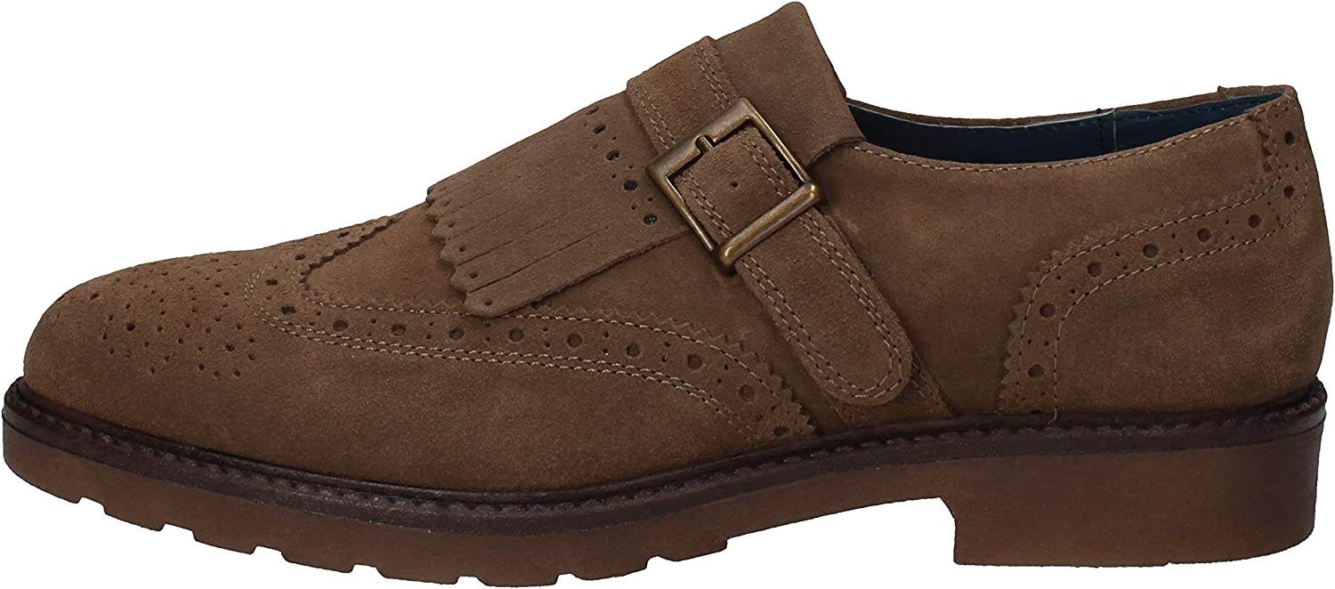 AT. P. CO. Oxfords-shoes Mens Suede Beige