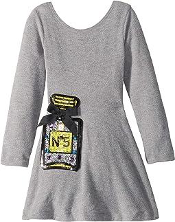 Perfume #5 Play Skater Dress (Toddler/Little Kids)