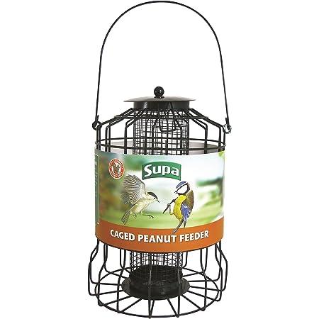 Supa Wild Bird Peanut Feeder x 3