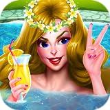 プールパーティー !女の子 - クールで楽しい活動で夏の暑さを打ち負かしましょう!